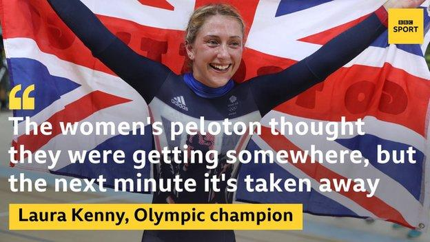 Laura Kenny graphic