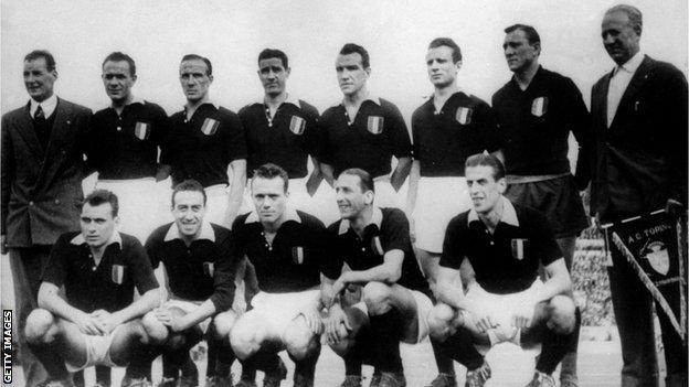 Torino squad team