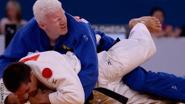 Anatoly Shevchenko in Judo