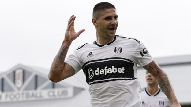 Fulham 4-2 Burnley: Aleksandar Mitrovic scores twice in Premier League thriller thumbnail
