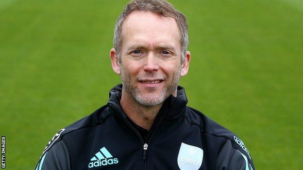 Stuart Barnes