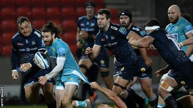 Worcester Warriors are now on a six-game run without a win in all competitions