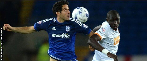 Peter Whittingham misses the game against Reading