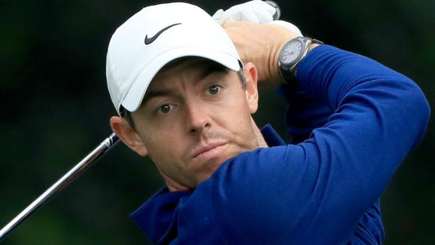 Rory McIlroy: NI golfer criticises US President Donald Trump over handling of coronavirus crisis