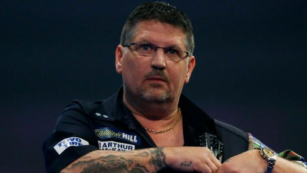 Gary Anderson: Premier League Darts' two-time winner out with back injury thumbnail
