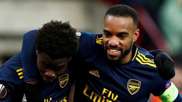 Standard Liege 2-2 Arsenal: Gunners fight back secures top spot