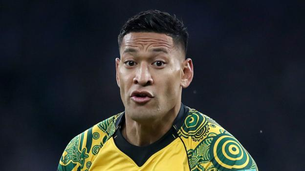 Israel Folau will not appeal over Australia sacking but 'considering all avenues'