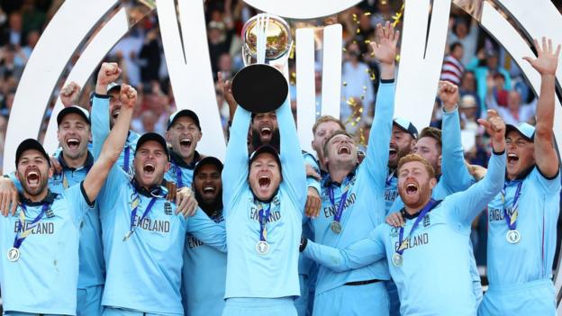 England's World Cup triumph - players relive the remarkable final hour