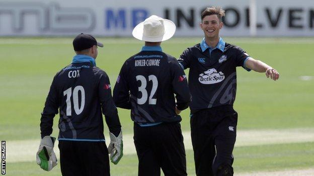 Worcestershire players