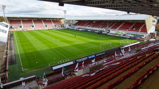 Dunfermline Athletic's East End Park