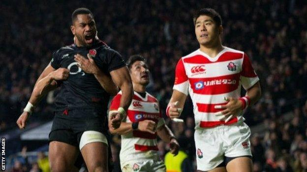 England last played Japan at Twickenham in November 2018 and have never played them in Japan
