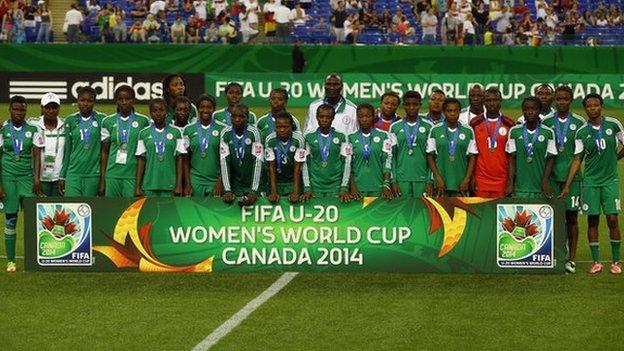 Under-20 Women's World Cup: Nigeria 'favourites' in the race to host 2020 event - BBC News