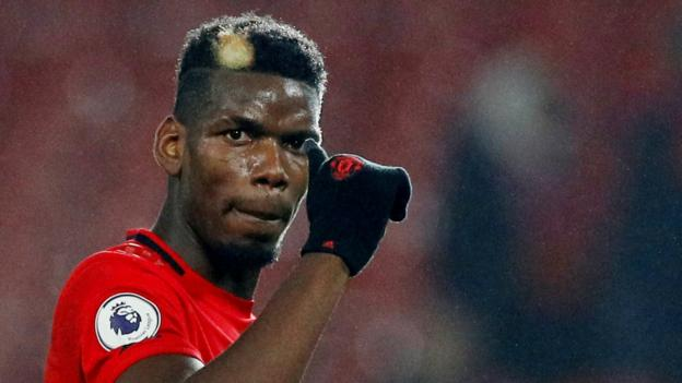 Paul Pogba: Manchester United midfielder says ankle surgery 'went well' thumbnail