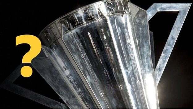 science Premiership trophy