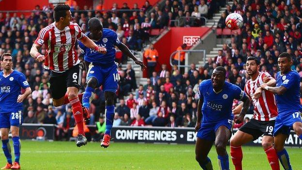 Southampton's Jose Fonte