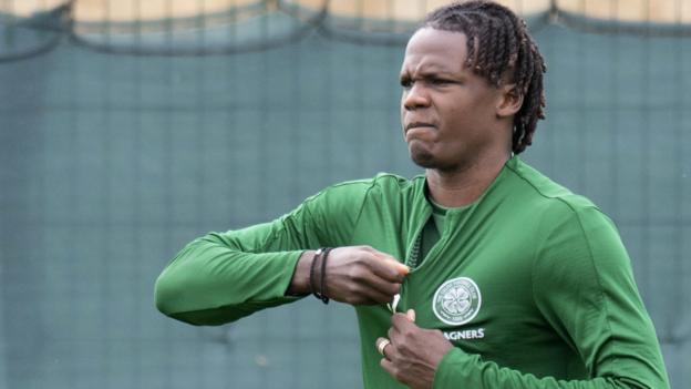 Dedryck Boyata: Celtic defender says he is injured, not refusing to play thumbnail