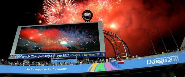 2011 World Athletics Championship