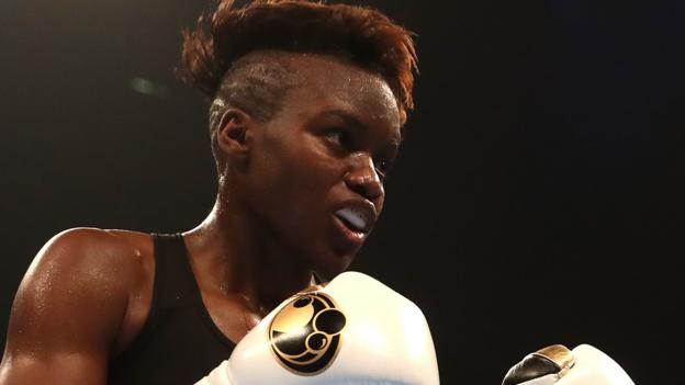 Nicola Adams retires: 'I tore the pupil in my eye in last fight' thumbnail