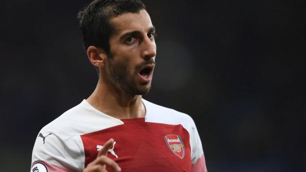 Henrikh Mkhitaryan: Arsenal midfielder says 'I don't know why people are criticising so much'