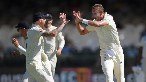 England in South Africa: Tourists secure thrilling second Test victory thumbnail