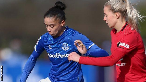 Everton Target Trophies For Women S Team With Extra Investment And New Leadership Structure Bbc Sport