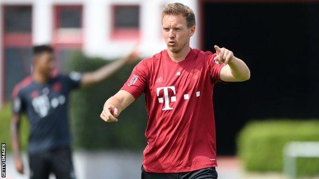 Julian Nagelsmann - Julian Nagelsmann: Bos Unik Bayern Munich Terjebak Dalam Kekacauan Awal?