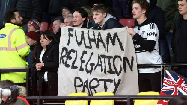 Scott Parker: Fulham manager 'devastated' after Premier League relegation thumbnail