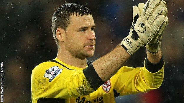 David Marshall is set to start his seventh season at Cardiff City