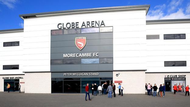 Morecambe Abdulrahman Al Hashemi Returns To League Two
