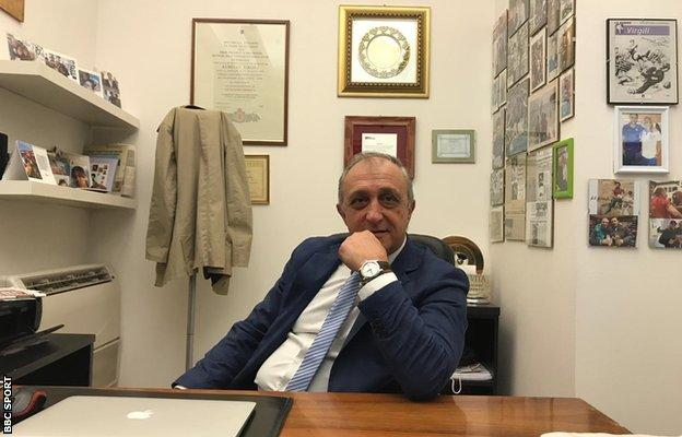 Aurelio Virgili