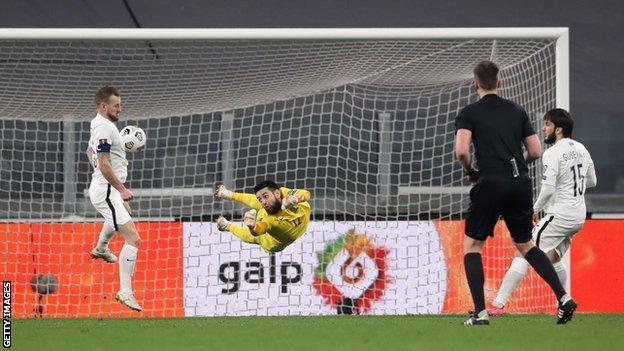 Maksim Medvedev concedes an unfortunate own goal against Portugal