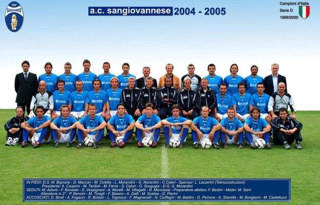 AC Sangiovannese