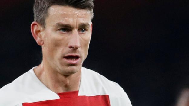 Europa League: Arsenal's Laurent Koscielny returns in easy 1-0 win over Qarabag thumbnail