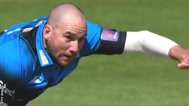 John Hastings totalled 85 appearances in English cricket for Durham and Worcestershire in all three forms of the game