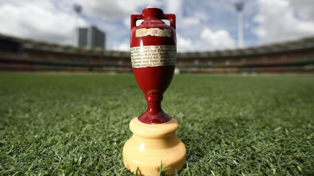 what time does the ashes start