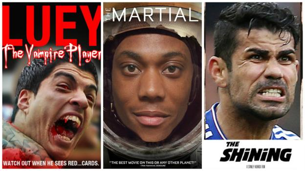 #Mysportmovie - The best of your film posters from BBC ...