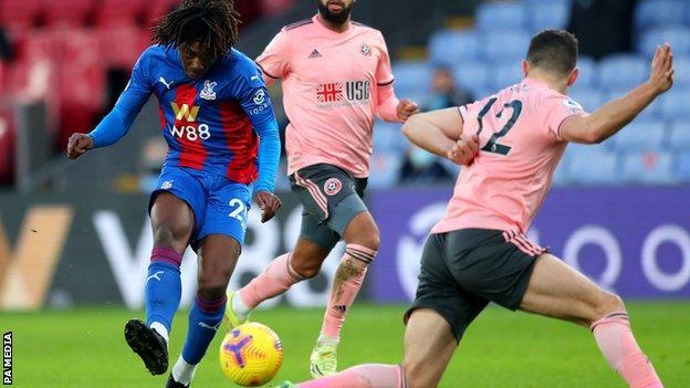 Eze stunner helps Palace beat Sheffield United thumbnail