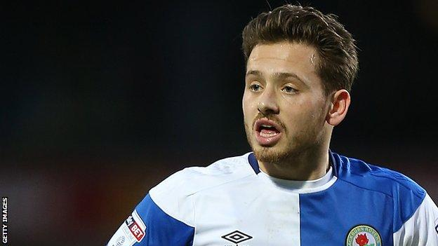 Jack Payne made 18 appearances for Blackburn Rovers as they won promotion from League One last season