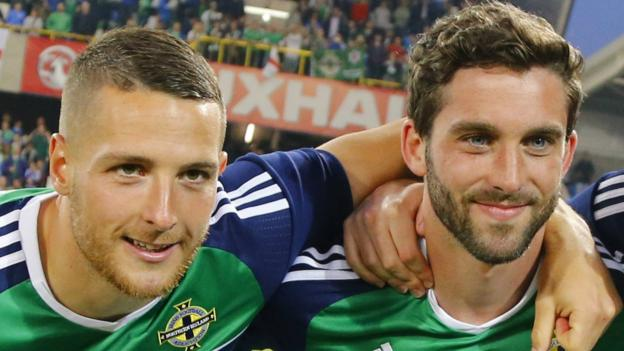 Euro 2020: Grigg and Washington back for opening Northern Ireland qualifiers thumbnail