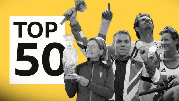 Top 50 Scottish sporting stars of decade - 10-1 thumbnail