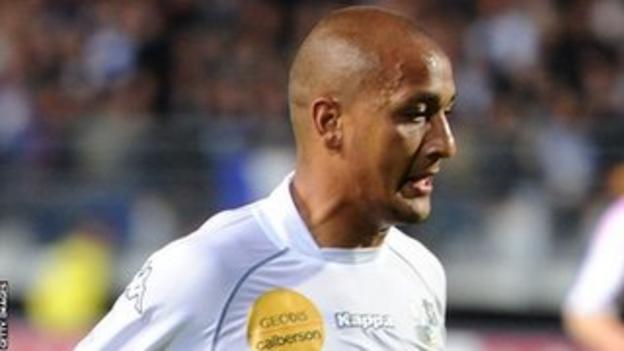 Madagascar midfielder