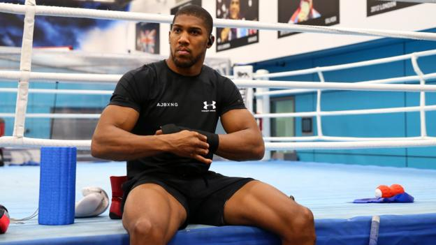 Anthony Joshua: World champion 'had health issue' before first Andy Ruiz fight thumbnail