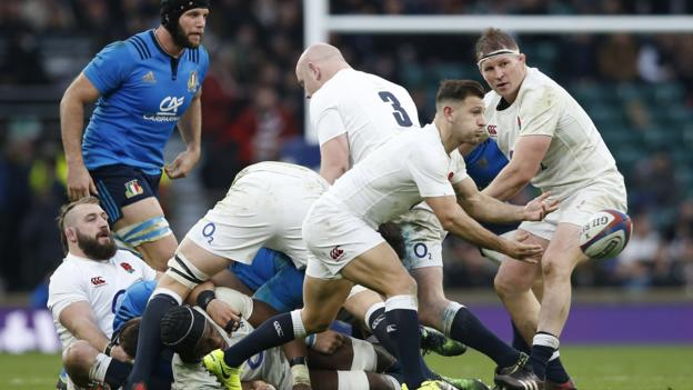 England v italy world rugby says it is 39 too early to speculate on law changes 39 bbc sport - English rugby union league tables ...
