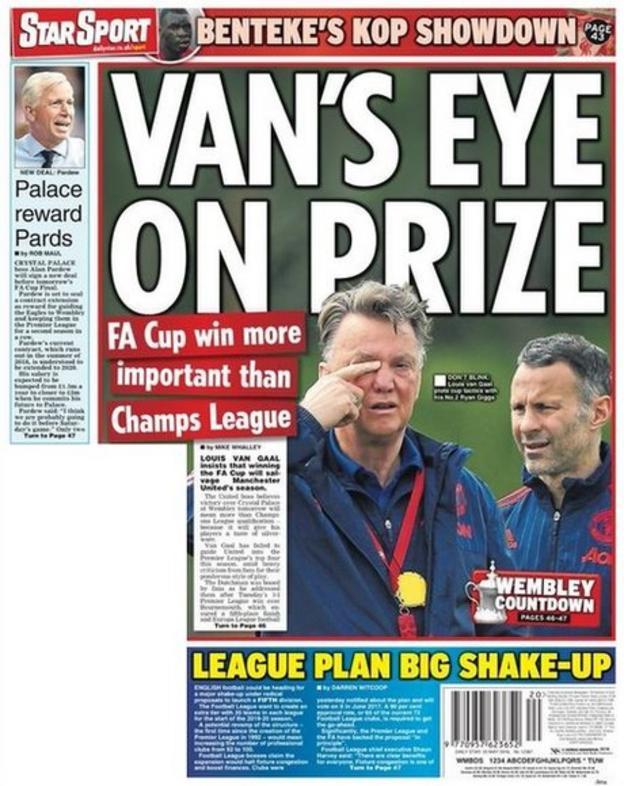 Gossip column: Daily Star