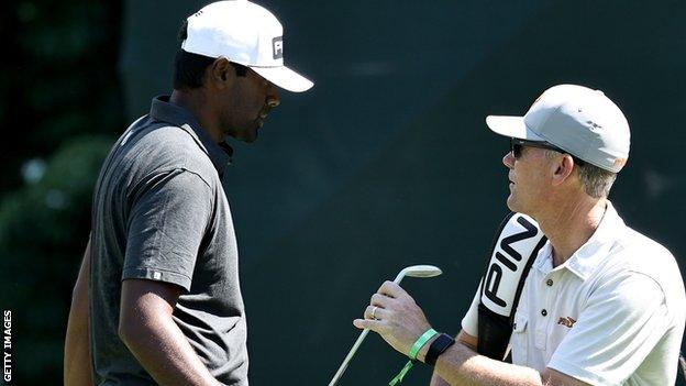 PGA Tour dealt blow after golfer Cameron Champ tests positive