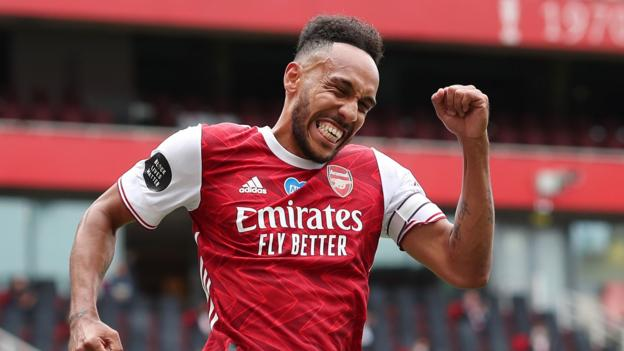 Transfer rumours: Aubameyang, Lingard, Silva, Willian, Soyuncu, Rice, Terry - bbc