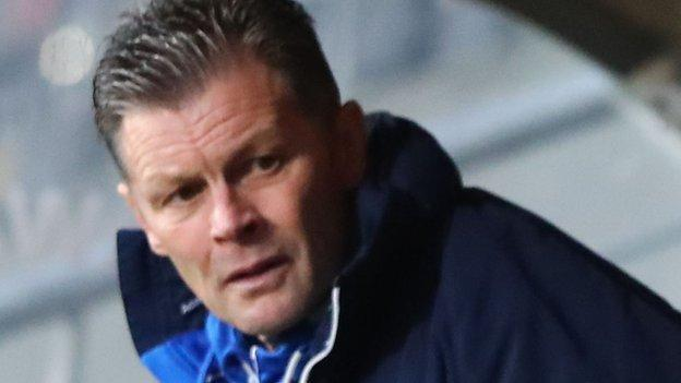 Shrewsbury have lost just once in nine games since Steve Cotterill was appointed manager on 27 November