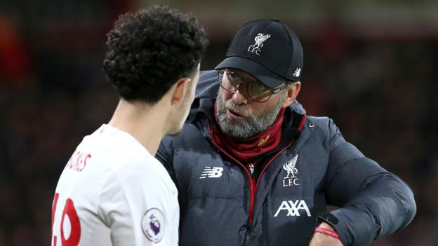 Jurgen Klopp: Liverpool is not going to give out appearances like 'Christmas presents' thumbnail