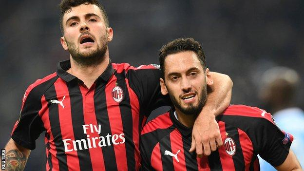 AC Milan risk one-year ban as Uefa make FFP ultimatum