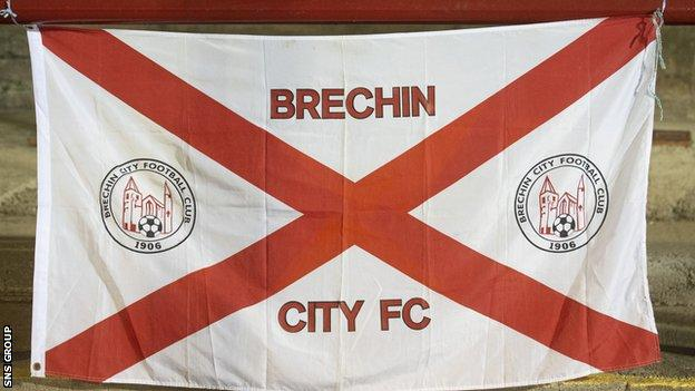 Brechin City face a nervous wait to discover if there will be a play-off for the team finishing dead last